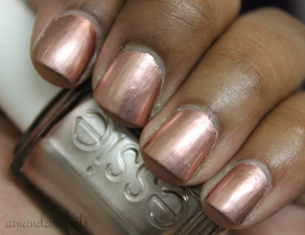 Essie Penny Talk Nail Swatch