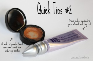 Quick Tips 2