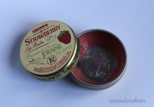 Smith's Strawberry Balm pot