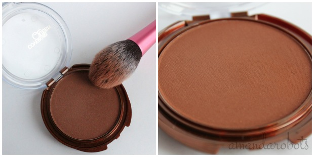 CoverGirl Queen Collection Ebony Bronzer