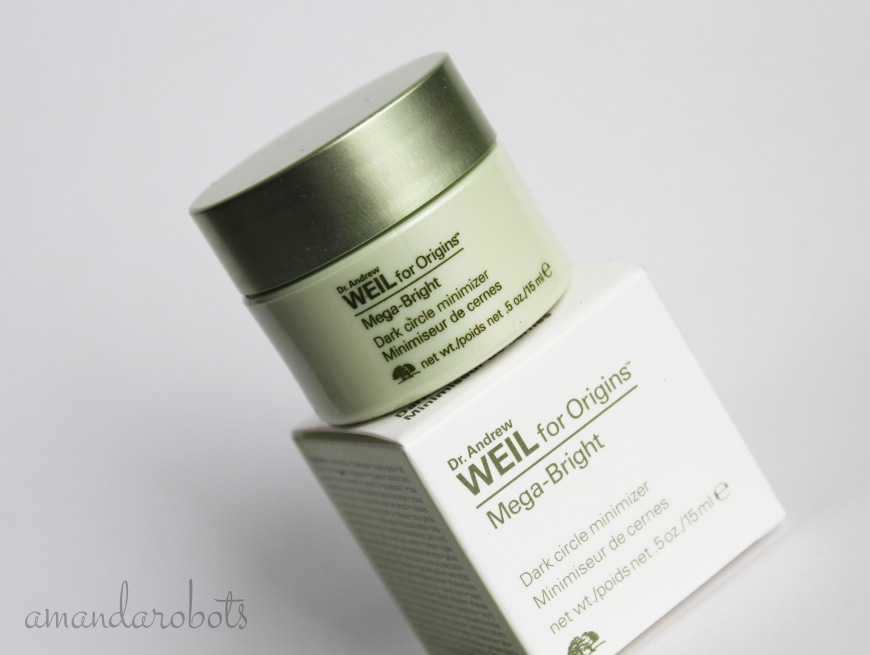Mega-Bright Eye Cream