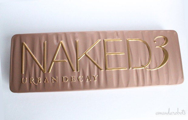 Urban Decay Naked 3 Case