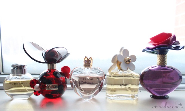 Perfume Tips