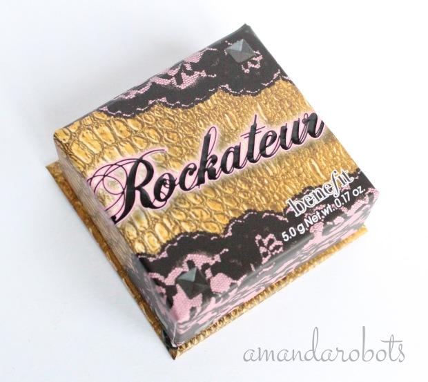 Benefit Rockateur box