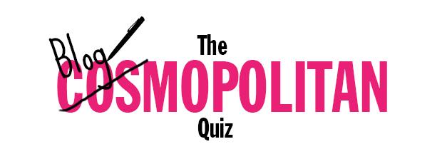 Blogmopolitan Quiz title