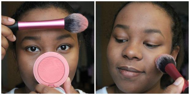 Blush Collage