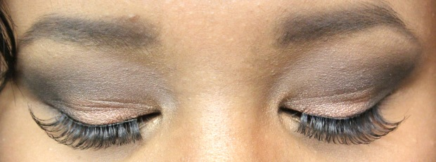 eyes closed closeup