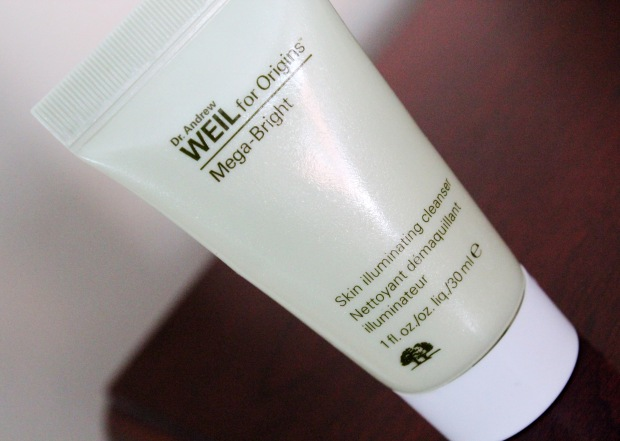 Origins Mega-Bright cleanser