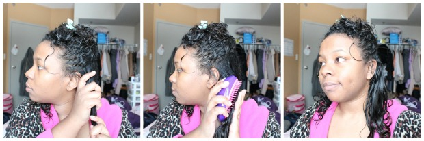4 Hair Styling