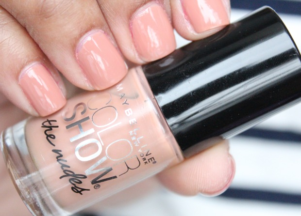 Maybelline The Nudes Collection Polish in Warm Me Up
