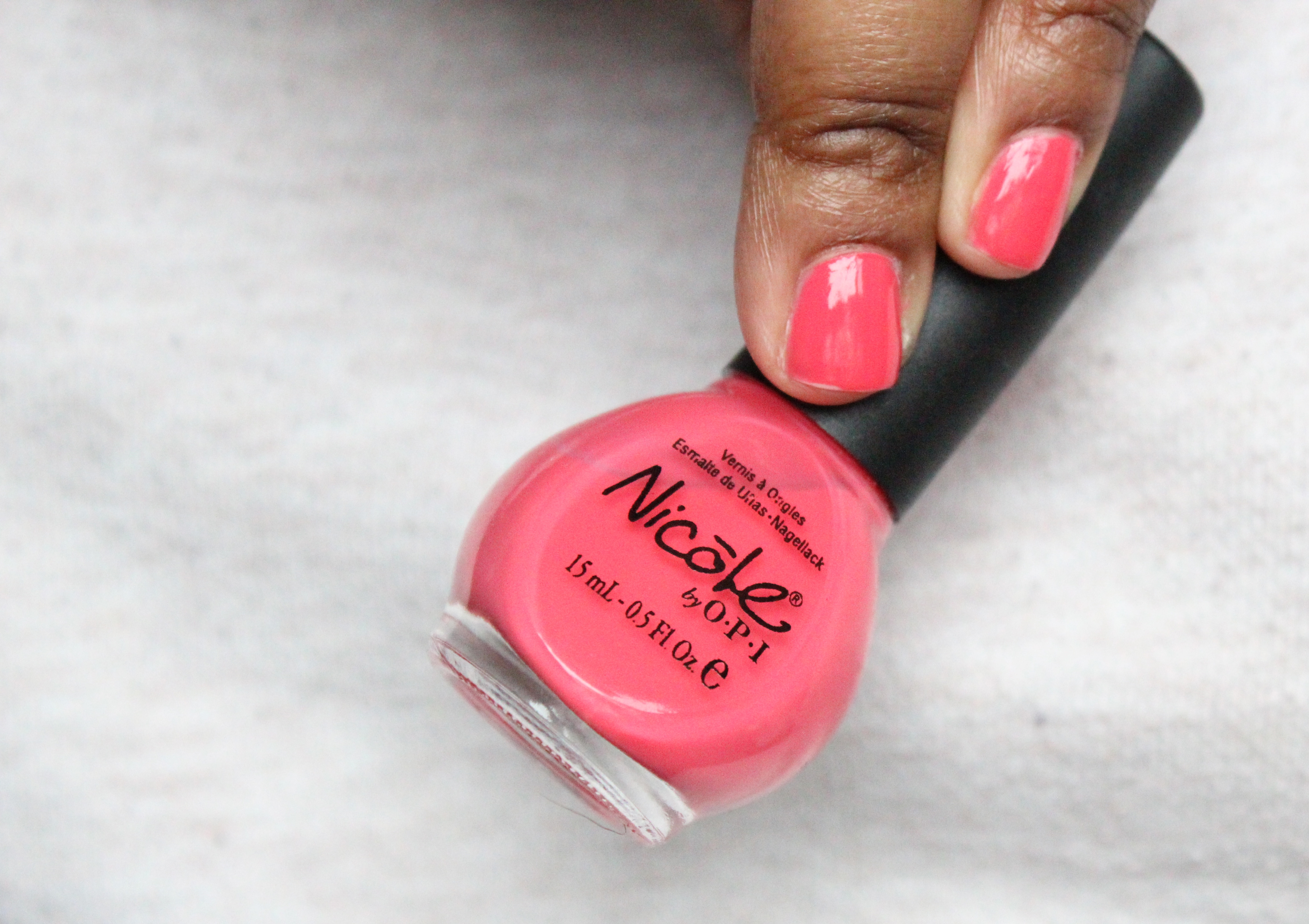 Nicole By Opi Find Your Passion Amandaglowgetter