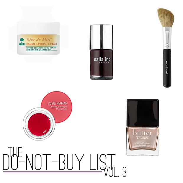 The Do-Not-Buy List 3