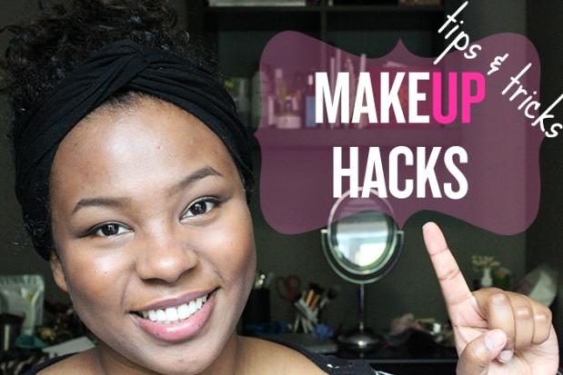 thumbnail makeup hacks