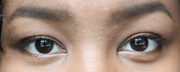 MAC Teddy Eye Closeup
