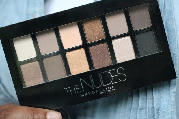 Maybelline The NUdes case