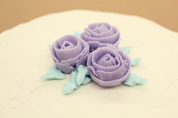Closeup Roses