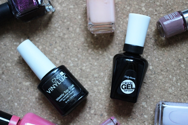 Not-Gel Gel Top Coats
