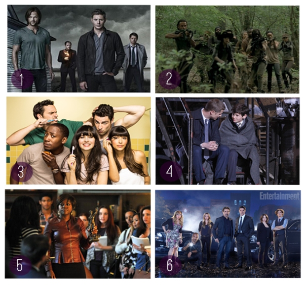 Fall TV Picks