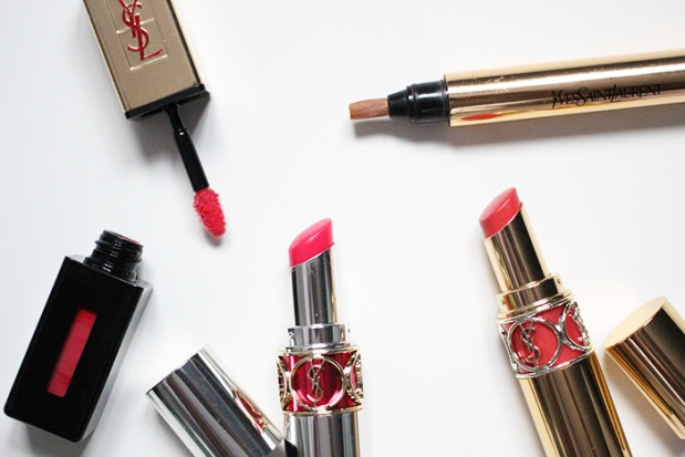 YSL collection uncapped