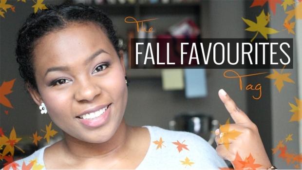Fall Favourites Tag Thumbnail